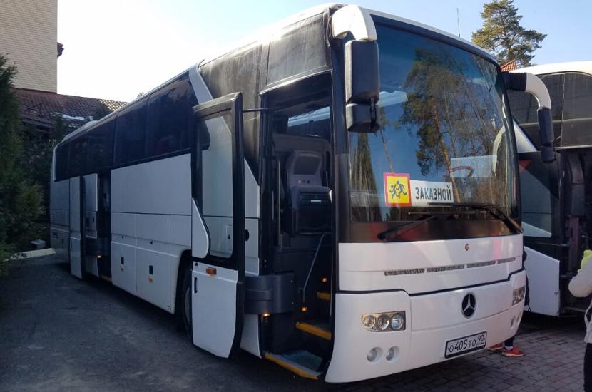 Автобус на корпоратив в Москве