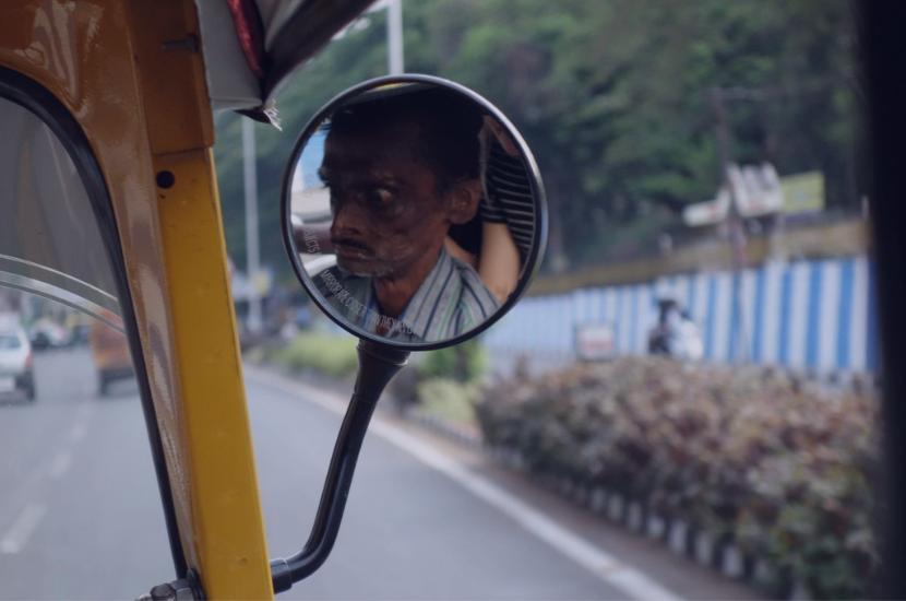 Водитель автобуса хамит